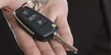Laser Cut Car Keys